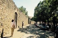 Muralla alrededor de Besalu