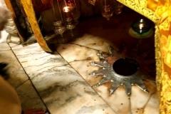 estrella del lugar donde nacio jesus