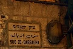 mercado musulman ciudad vieja jerusalem