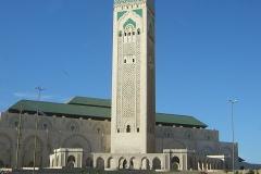 Los minaretes de las mezquitas