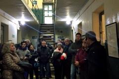 Visita guiada en el penal de Usuahia