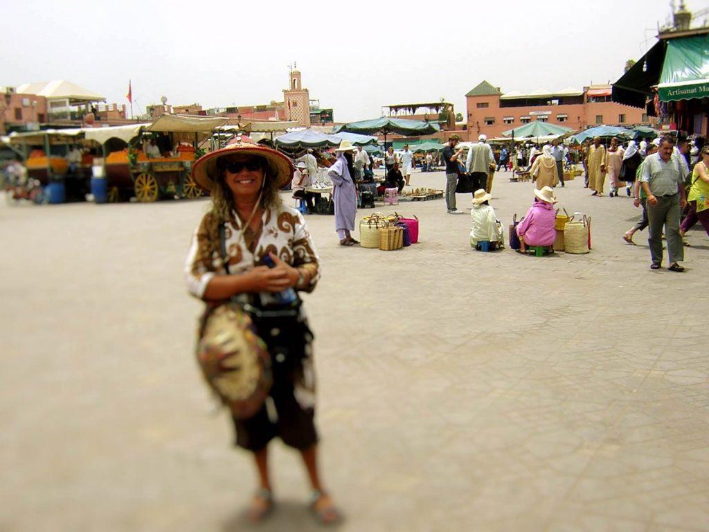 Plaza Jamaa el Fnaa_1