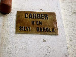 RAHOLA CARRER