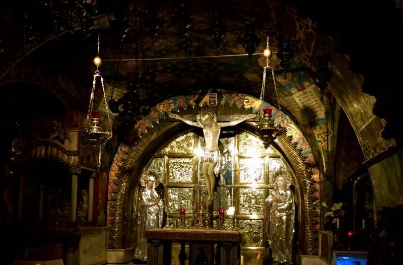 capilla del santo sepulcro